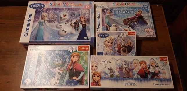Puzzle FROZEN (Elsa  i Anna Kraina Lodu)