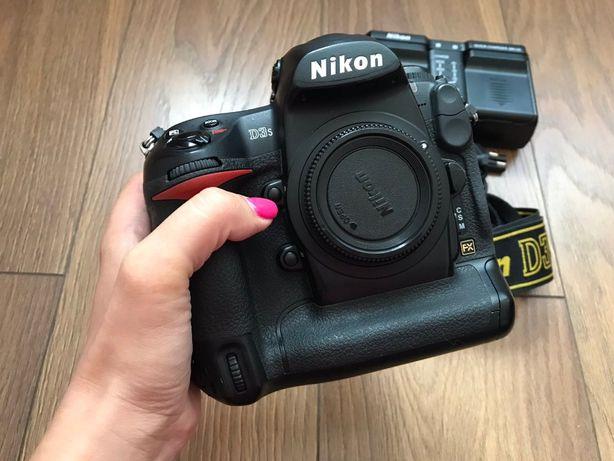 Nikon d3s, пробіг 100к