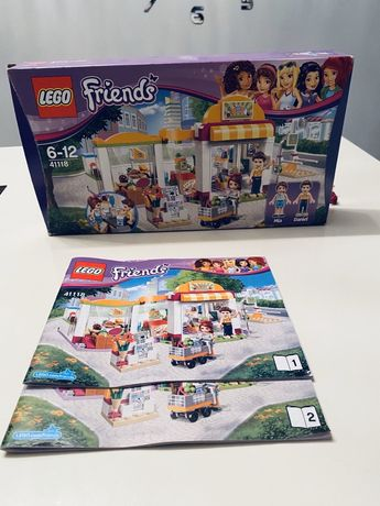 Lego friends supermarket 41118