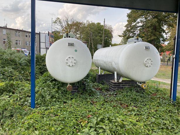 Zbiornik na gaz propan butan 4850 L