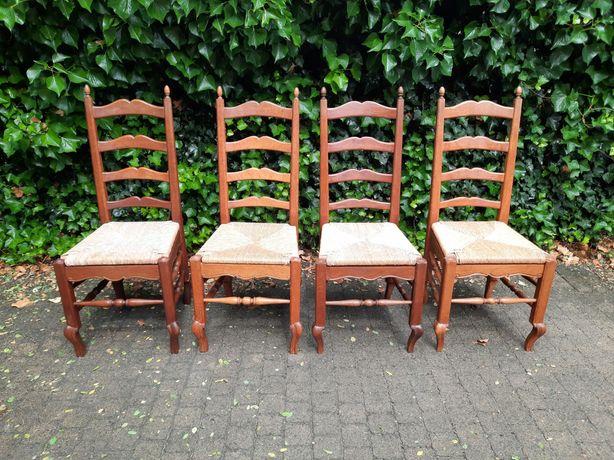 Krzesła drewniane,stylowe krzesła