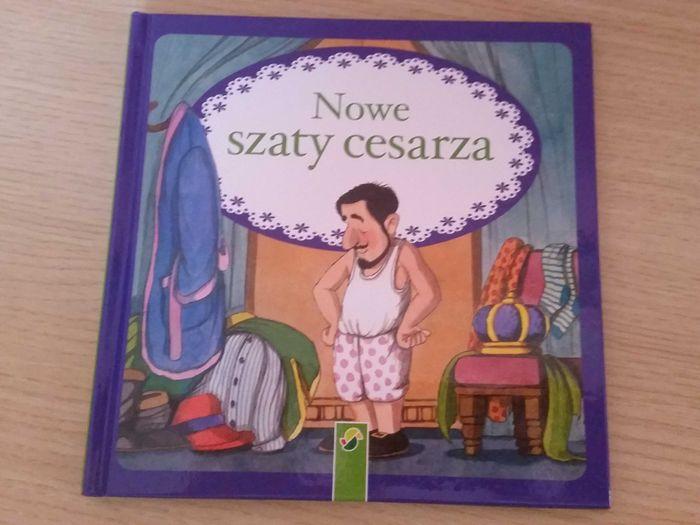 Nowe szaty cesarza książka dla dzieci Zabrze - image 1
