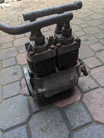 Kompresor, sprężarka 2 tłoki 70mm