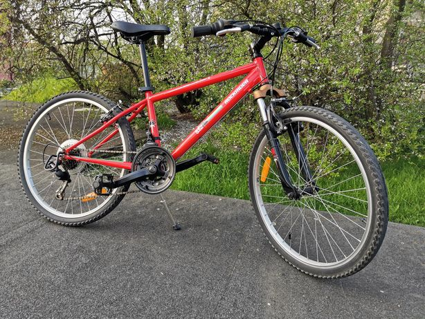 """Rower dziecięcy Rockrider 5.1 koła 24"""""""