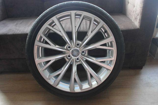 Продам новую низкопрофильную резину с дисками  Audi R21