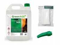 Biopaliwo biokominek Cynamon & Pomarańcza 5L+GRATISY