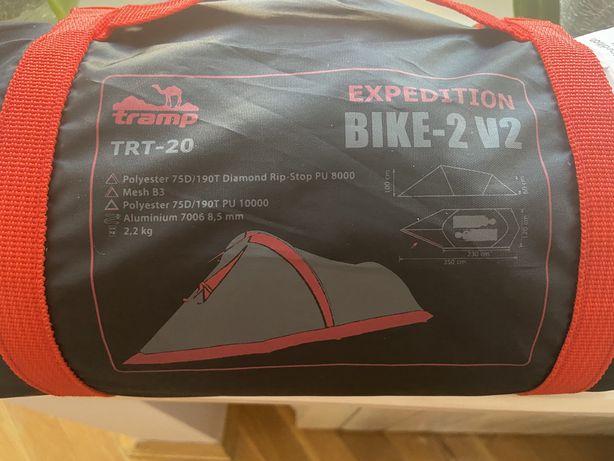 Tramp Bike 2 намет палатка