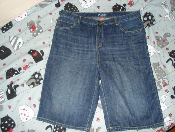 Продам недорого джинсовые шорты р.S