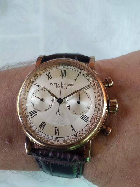 Часы хронограф Patek Phillippe