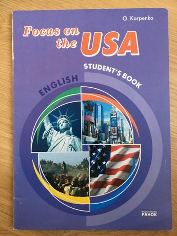 Focus on the USA/student's book