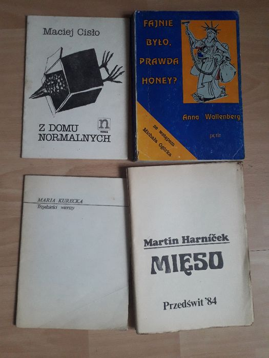 """Maria Kurecka, """"Trzydzieści wierszy"""". Świebodzin - image 1"""