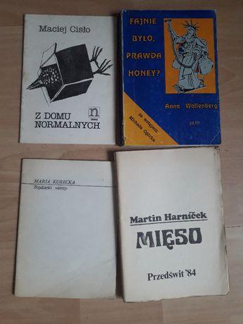 """Maria Kurecka, """"Trzydzieści wierszy""""."""