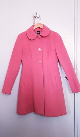 Осеннее пальто OASIS розовое