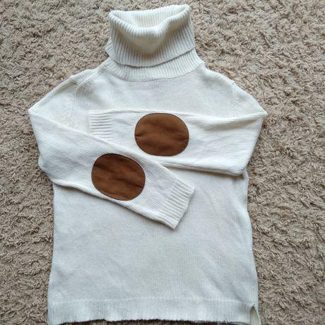 Красивый джемпер свитер на девочку ZARA