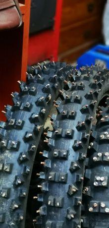 Sprzedam opony z kolcami Enduro / Motocross 18 i 21 cali, pirelli