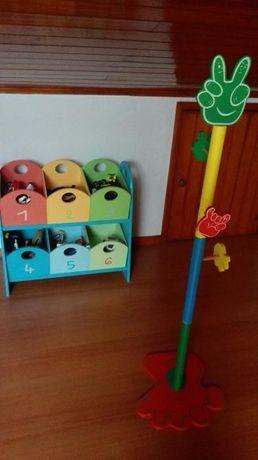 Cabide várias cores