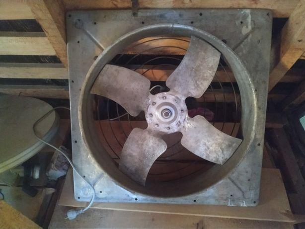 Вентилятор промышленный