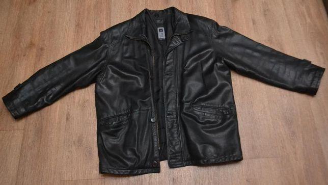 Кожаная куртка Hiperbol
