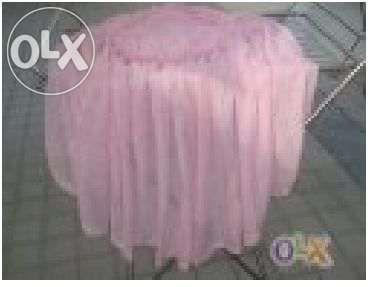 Capa/cobertura de Camilha/ de mesa de apoio/ de mesinha de cabeceira