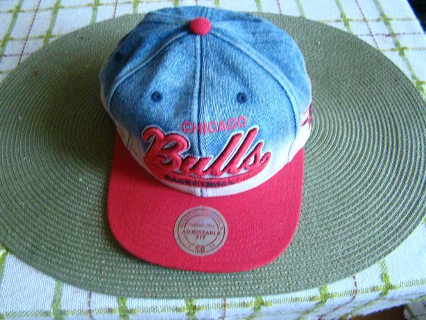 czapka z daszkiem chikago bulls nowa