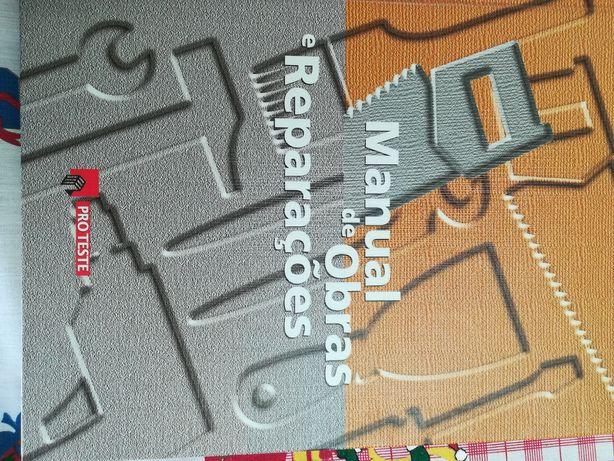 Livro manual de obras