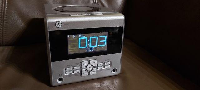 Radio kuchenne , radio zegarek, radio budzik, odtwarzacz cd.