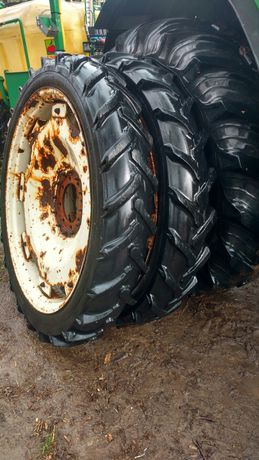 Koła opony rolnicze wąskie do międzyrzędzi ciągnika 9.5 R 44 Case JD