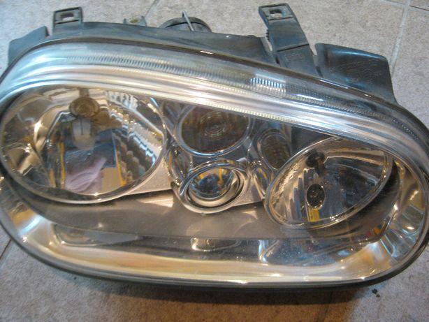 lampa przednia prawa VW GOLF 4 - kompletna