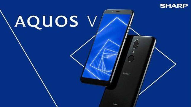 Sharp AQUOS V 4\64 Snapdragon 835 НОВЫЕ в наличии!