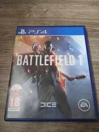 Gra PlayStation 4 BATTLEFIELD 1 PL PS4