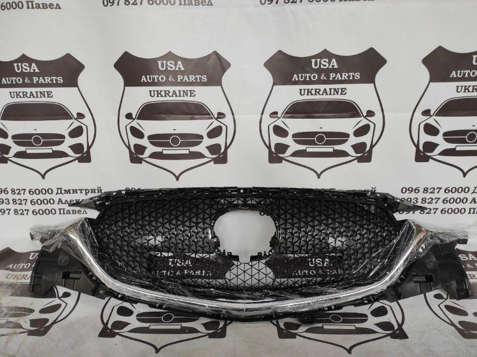 Решетка Mazda CX-5 Усилитель Телевизор Пластик Сх5 Мазда Фары Вишневое - изображение 1