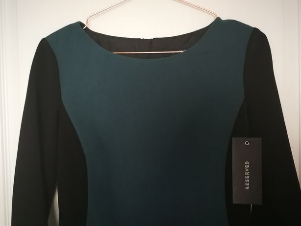 Nowa, elegancka sukienka marki Reserved rozmiar 34