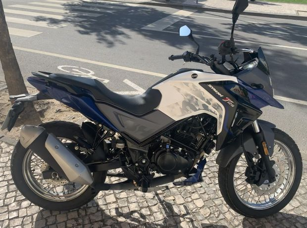 Sym NHT 125cc mota
