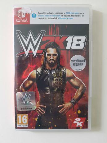 WWE 2K18 GRA Nintendo Switch FOLIA