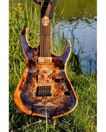 Gitara elektryczna GFF Strat-o-Master X2 | GFF Handcrafted Guitars