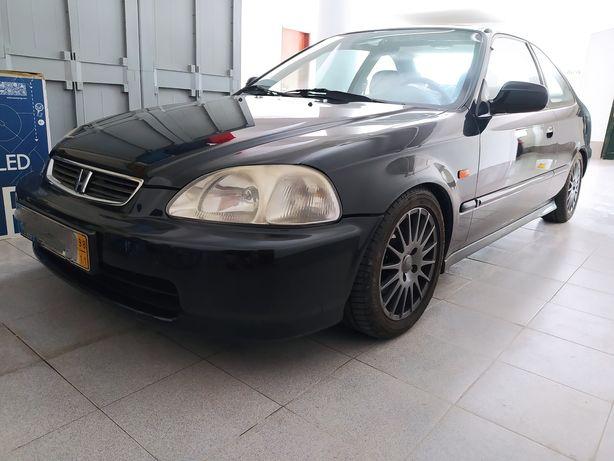 Honda civic coupe ej8