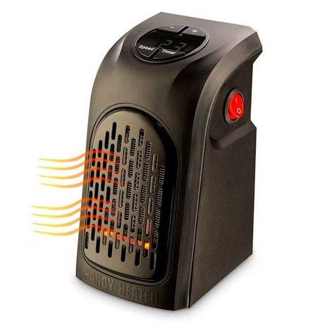 "Мини обогреватель в розетку, тепловентилятор ""Handy Heater"", 450 Вт."