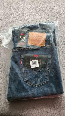 Spodnie Levi's 501 r30/32