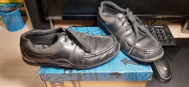 Фирменные туфли р.38