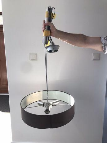 Lampa sufitowa żyrandol regulowana wysokość