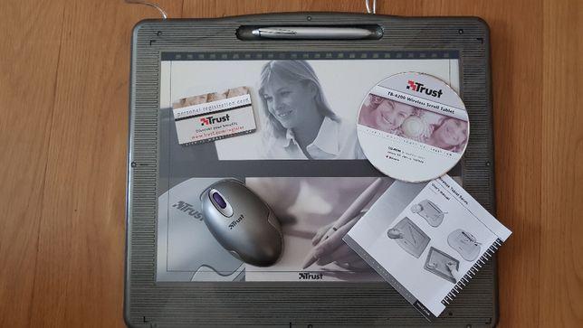 Mesa digitalizadora A4 Trust TB-4200