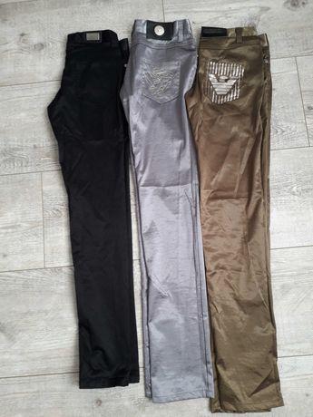 Spodnie biodrówki trzypak