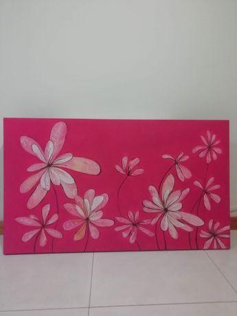 tela pintada á mão
