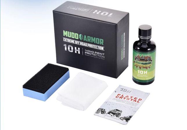 Керамическое покрытие для авто MUDD ARMOR 10H. 50мл