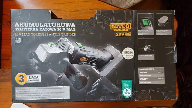 Продам безпровідну електро болгарку niteo tools