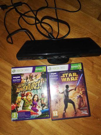 Kinect oraz dwie Gry