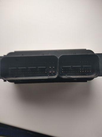 Блок управления двигателя VW Polo  2014 года