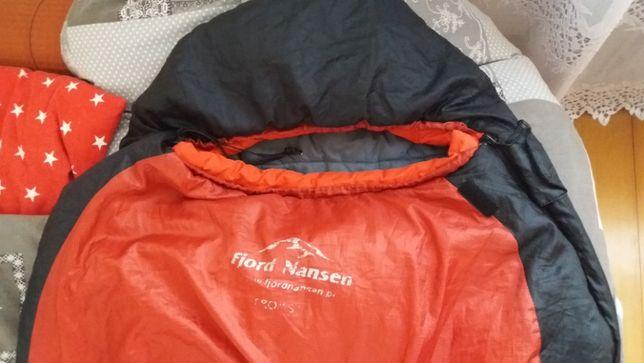 Troms XL lewy Śpiwór Fjord Nansen