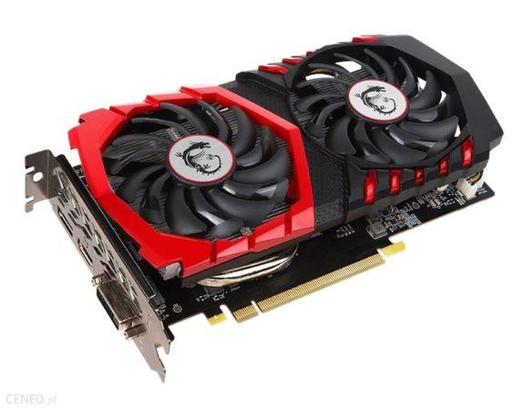 MSI GeForce GTX 1050 Ti GAMING 4GB
