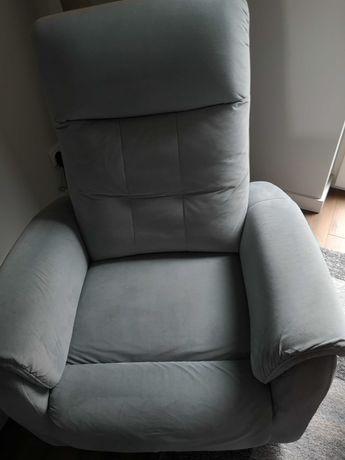 Fotel rozkładany, relax tv